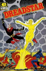 Epic Comics's Dreadstar Issue # 2