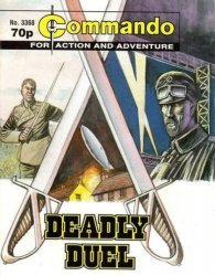 D.C. Thomson & Co.'s Commando: For Action and Adventure Issue # 3368