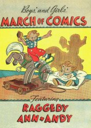 Western Printing Co.'s March of Comics Issue # 23