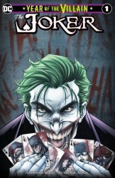 DC Comics's Joker: Year of the Villain Issue # 1comics elite-a