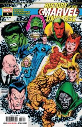 Marvel Comics's History of the Marvel Universe Issue # 3