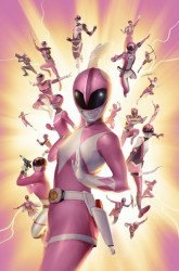 BOOM! Studios's Mighty Morphin Power Rangers Issue # 29c