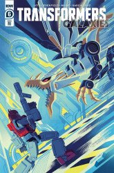 IDW Publishing's Transformers: Galaxies Issue # 6ri