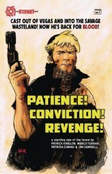 After-Shock Comics's Patience! Conviction! Revenge! Issue # 1b