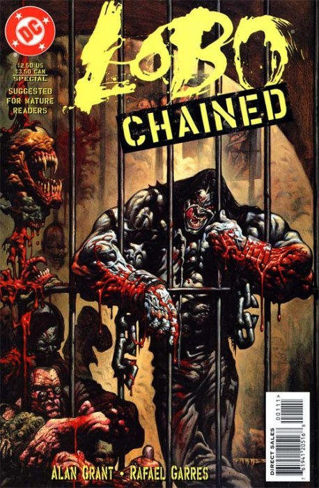 Lobo: Chained 1 (DC Comics) - ComicBookRealm.com