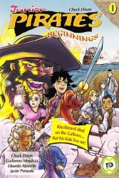Mahrwood Press's Junior Pirates: Beginnings Issue # 1