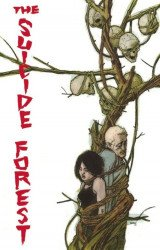 IDW Publishing's The Suicide Forest TPB # 1