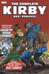 Marvel Comics's The Complete Kirby: War And Romance Hard Cover # 1