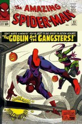 Marvel Comics's The Amazing Spider-Man Issue # 23