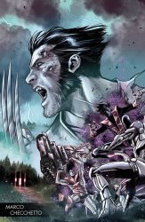 Marvel Comics's Hunt For Wolverine Issue # 1g