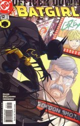 DC Comics's Batgirl Issue # 12