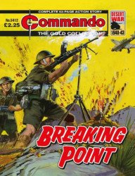 D.C. Thomson & Co.'s Commando: For Action and Adventure Issue # 5412