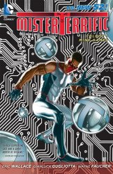 DC Comics's Mister Terrific TPB # 1