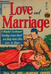Superior Comics's Love and Marriage Issue # 11