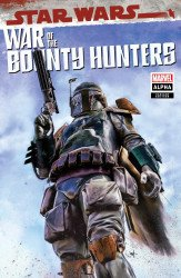 Marvel Comics's Star Wars: War of the Bounty Hunters - Alpha Issue # 1limitededition-a