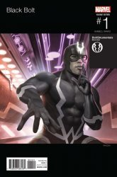 Marvel Comics's Black Bolt Issue # 1b
