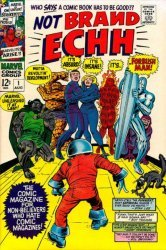 Marvel Comics's Not Brand Echh Issue # 1