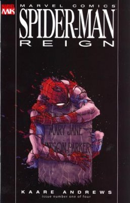 Spider-Man: Reign #s 1-4 (Marvel 2006) + 2nd Printing of