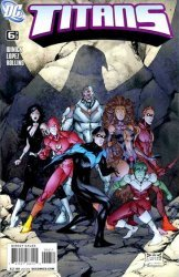 DC Comics's Titans Issue # 6