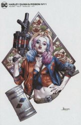 DC Comics's Harley Quinn and Poison Ivy Issue # 1unknown-b