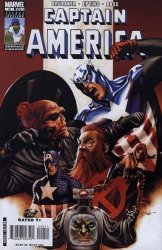 Marvel Comics's Captain America Issue # 42