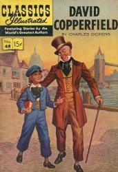Gilberton Publications's Classics Illustrated #48: David Copperfield Issue # 1i