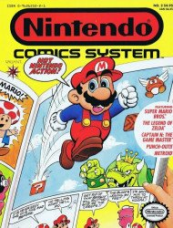 Valiant Entertainment's Nintendo Comics System Featuring TPB # 2b