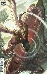DC Comics's Hawkman Issue # 13b
