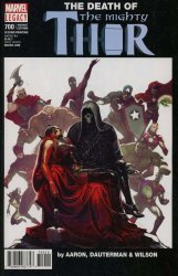 Marvel Comics's The Mighty Thor Issue # 700 - 2nd print