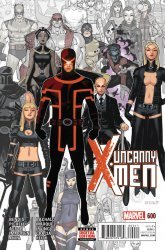 Marvel Comics's Uncanny X-Men Issue # 600