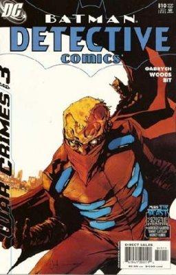 DC Comicss Detective Comics Issue 810