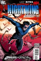 DC Comics's Nightwing Issue # 153