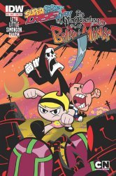 IDW Publishing's Super Secret Crisis War: Grim Adventures Of Billy & Mandy Issue # 1sub