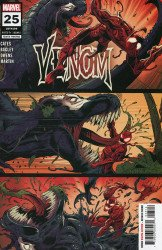 Marvel Comics's Venom Issue # 25-4th print