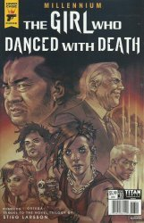 Titan Comics's Hard Case Crime: Millennium - The Girl Who Danced with Death Issue # 3b