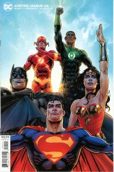 DC Comics's Justice League Issue # 44b