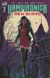 Archie Comics Group's Vampironica: New Blood Issue # 1
