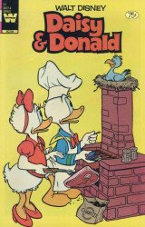 Whitman's Daisy and Donald Issue # 59b