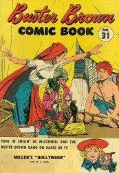 Buster Brown Shoes's Buster Brown Comics Issue # 31millers