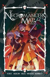 Vault Comics's The Necromancer's Map TPB # 1