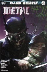 DC Comics's Dark Nights Metal Issue # 6frankies-a