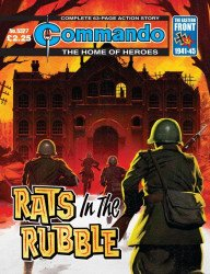 D.C. Thomson & Co.'s Commando: For Action and Adventure Issue # 5327