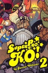Oni Press's Super Pro KO  Soft Cover # 2