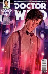 Titan Comics's Doctor Who: 11th Doctor - Year Three Issue # 8b