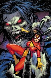 Marvel Comics's Spider-Woman Issue # 1ck-b