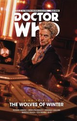 Titan Comics's Doctor Who: 12th Doctor - Year Three Hard Cover # 2