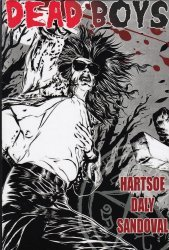 House of Hartsoe's Dead Boys Hard Cover # 1