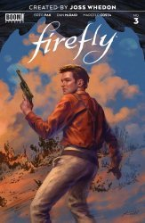 BOOM! Studios's Firefly Issue # 3 - 2nd print