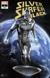Marvel Comics's Silver Surfer: Black Issue # 1comicspro