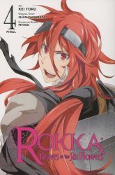 Yen Press's Rokka Braves of the Six Flowers Soft Cover # 4